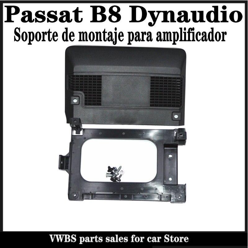 Soporte de montaje para amplificador Dynaudio... uso apto para Passat B8 Arteon