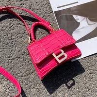 2021 brand shoulder bags for women stylish crossbody bags designer pu leather handbag new mini ladies purse female messenger bag