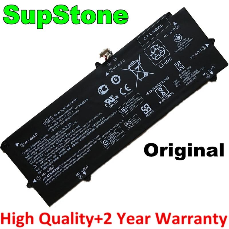 SupStone حقيقية الأصلي SE04XL HSTNN-DB7Q بطارية كمبيوتر محمول ل HP برو X2 612 G2 860708-855 860724-2B1 860724-2C1 41.58Wh