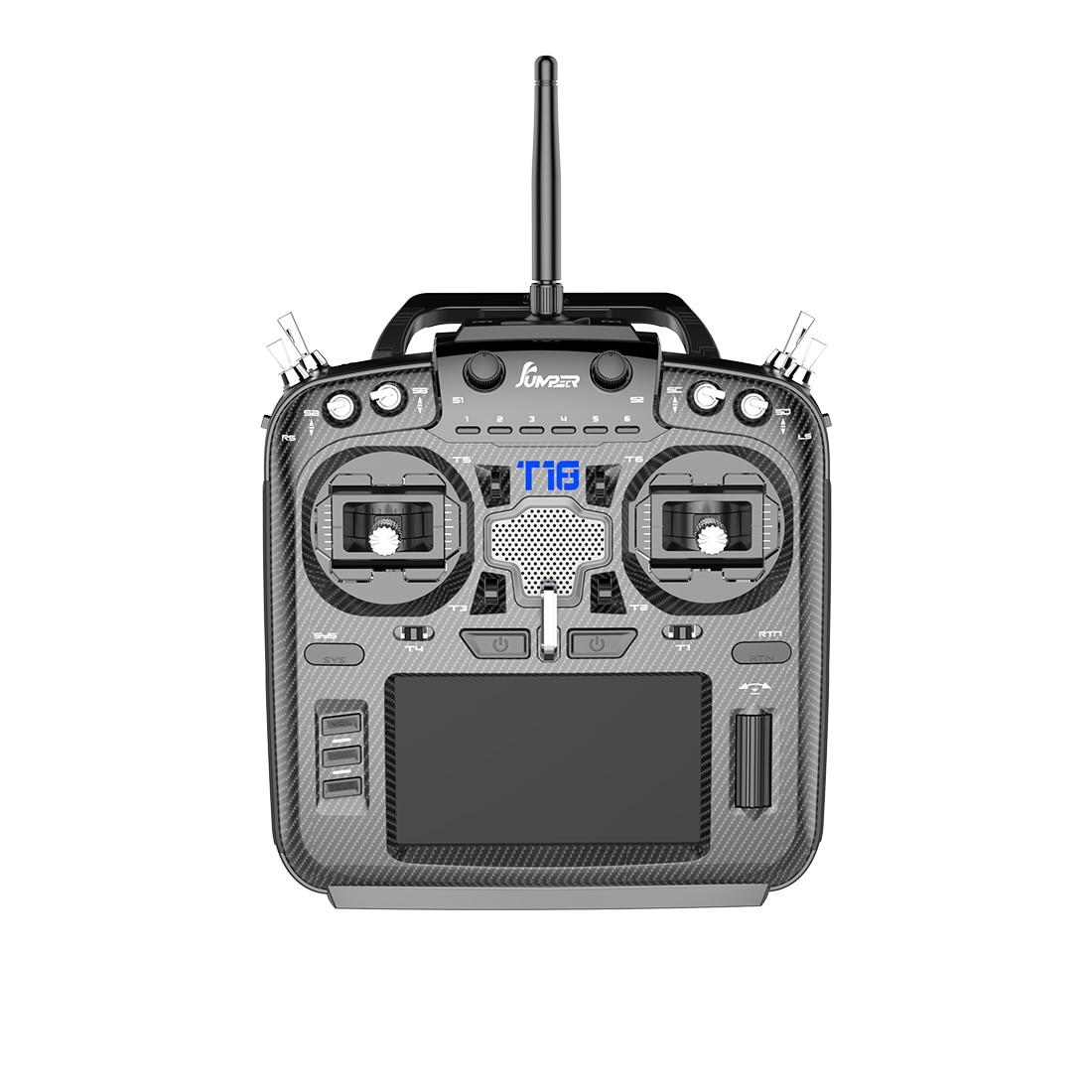 Pré-venda jumper t18 salão cardan open source multi-protocolo transmissor de rádio atualização jp4in1 para jp5in1 módulo 2.4g 915mhz vs t16