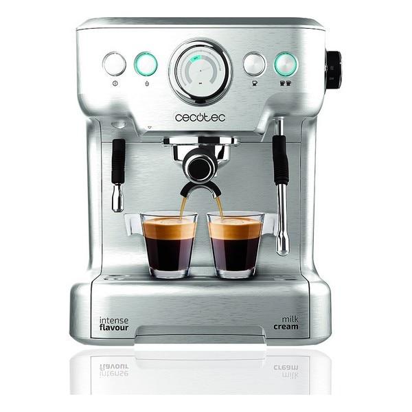 Express Manual Coffee Machine Cecotec Power Espresso 20 Barista Pro 2,7 L Silver