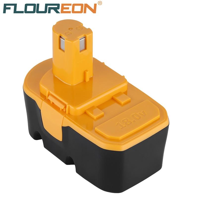 For Ryobi 18V 2000mAh ABP1801 Ni-CD Rechargeable Battery Pack Power Tools Battery Ryobi Drill Code ABP1803 BPP-1813 BPP-1815