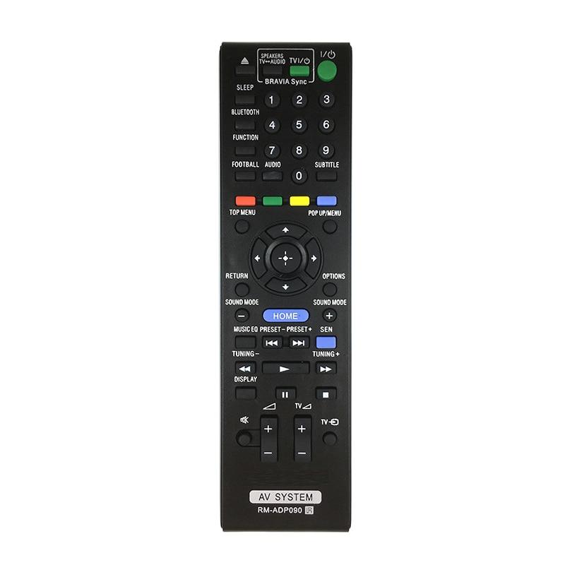 RM-ADP090 para SONY AV system, Control remoto, HBD-E2100, DBD-E3100, BDV-E4100, BVD-E6100, nuevo