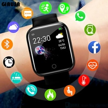 2020 New Smart Watch donna uomo Smartwatch per Android IOS Electronics Smart Clock Fitness Tracker Smartwatch Bluetooth in Silicone