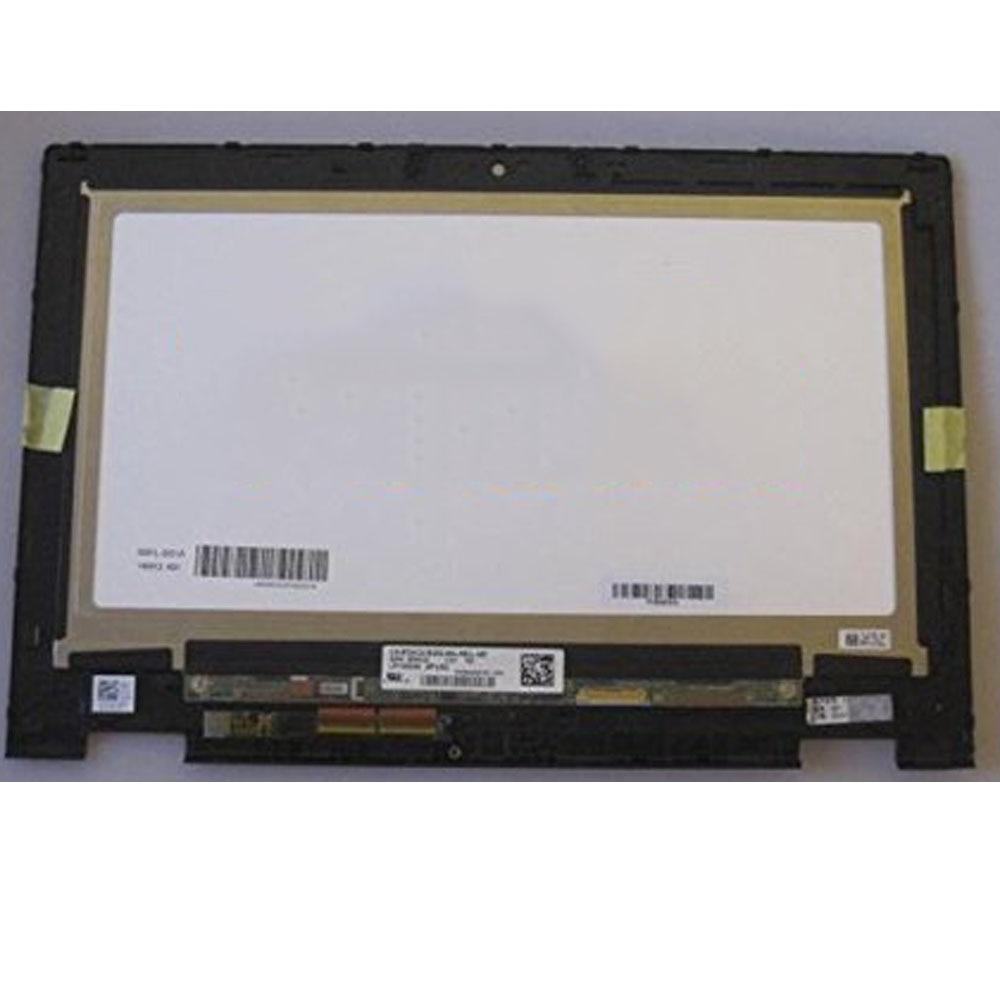 Sustitución LCD de portátil pantalla táctil de cristal montaje digitalizador para Dell Inspiron 11 3147 3148 3000 LP116WH6 probado Grado A + +