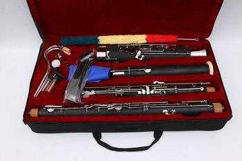 Advanced Bassoon C tone Synthetic wood Sweet Tone Free Case