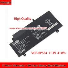 Brand New 11.1V 41Wh VGP-BPS34 Battery for Sony SVF15A1ACXS SVF15A1BCXB Laptop