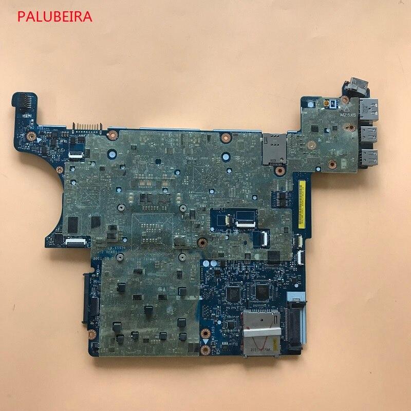 PALUBEIRA envío gratis LA-6592P PH12P 0PH12P CN-0PH12P para DELL E6420 placa base 100% probado envío rápido