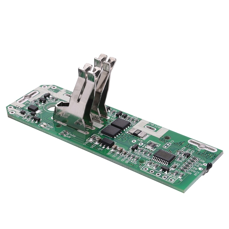 1Pc PCB Circuit Board, PCB Battery Charging Protection Circuit Board for Dyson V6 V7 Wireless Vacuum Cleaner replacement usb dc 5v humidifier circuit board atomizing drive plate environmental protection pcb circuit board with ic chip