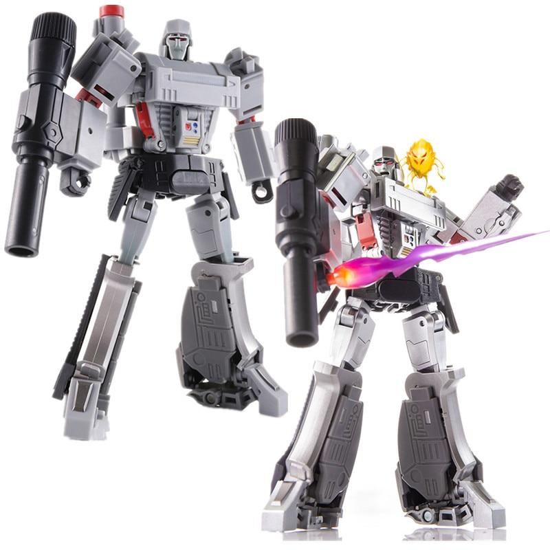 Экшн-фигурка Jinbao Galvatron megotramn Mgtron H9 Gun Mode G1, карманная мини-фигурка воина, робот, игрушка, в коробке