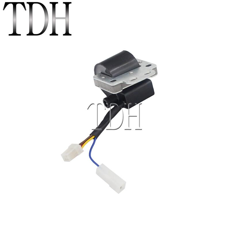 Para a bobina de ignição elétrica da substituição da ignição de powerdynamo para es175 es250 es300 es250/1/2 ts250 zündspule 9522 für 175-350