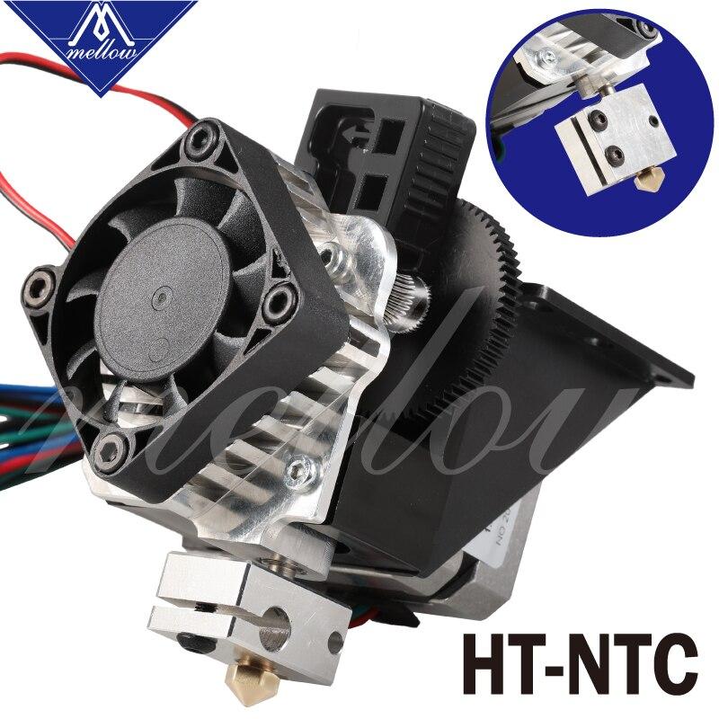 Бесплатная доставка 3D принтер запчасти Titan Aero V6 hotend экструдер полный комплект/вулкан сопло комплект для рабочего стола reprap mk8 i3 TEVO ANET