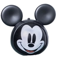 disney cartoon mickey bluetooth connection wireless speaker portable outdoor music player cool and cute mobile phone accessories