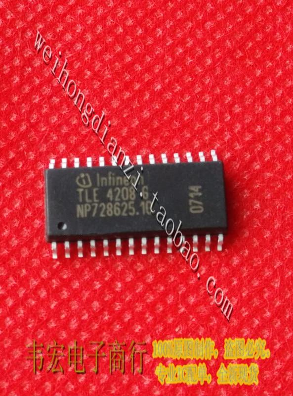 Entrega gratuita. tle4208g tle4208 g novo chip de circuito integrado sop28 é uma caneta
