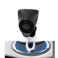 Caméra avant à vision nocturne ccd   Pour Toyota Highlander 2.0T Verso EZ RAV4 PRADO LAND CRUISER camry 2015, caméra frontale