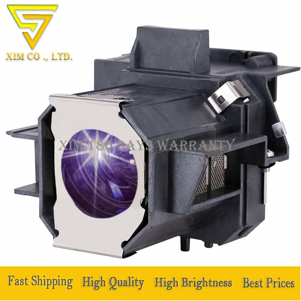 ELPLP39, lámpara de proyector V13H010L39 de alta calidad para EPSON EMP-TW1000, EMP-TW2000 EMP-TW700, proyectores de cine en casa 1080