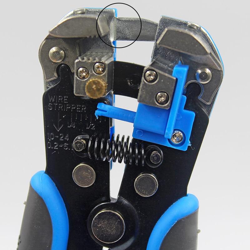 Alicates multifuncionales para pelar, utilizados para cortar cables, - Herramientas manuales - foto 3