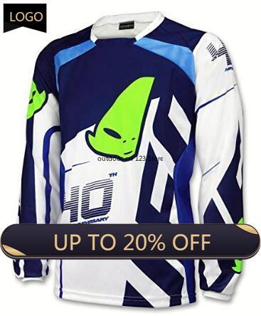 2021Nuevo jersey de motocross mx bicicleta mtb ciclismo camiseta hombres verano equipo...
