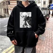 Japanese Anime My Hero Academia Dabi Manga Hoodies Streetwear Men Daily Casual Sweatshirt Cartoon Ma