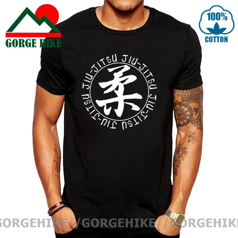 Nova moda carta imprimir casual camisa de t camisa brasileira jiu jitsu artser marcial t treinador impresso t camisa streetwear