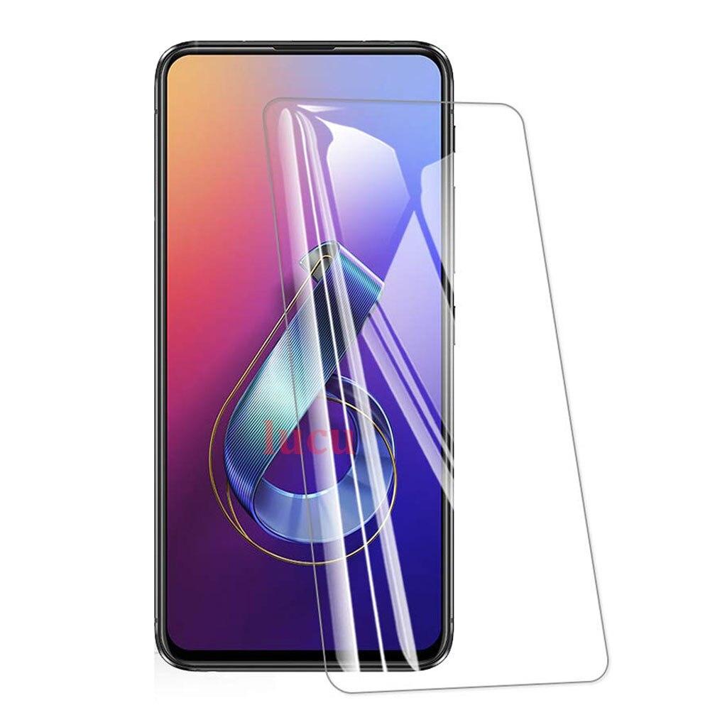 9H 2.5D vidrio templado para ASUS Zenfone 6 ZS630KL HD claro burbuja...