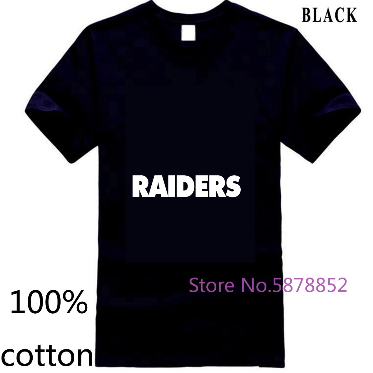 Camiseta RAIDERBlack de fútbol Oakland Bay AFC Carr Champs All s estilo chino para hombre, camisetas, camisetas, 100% de algodón para hombre