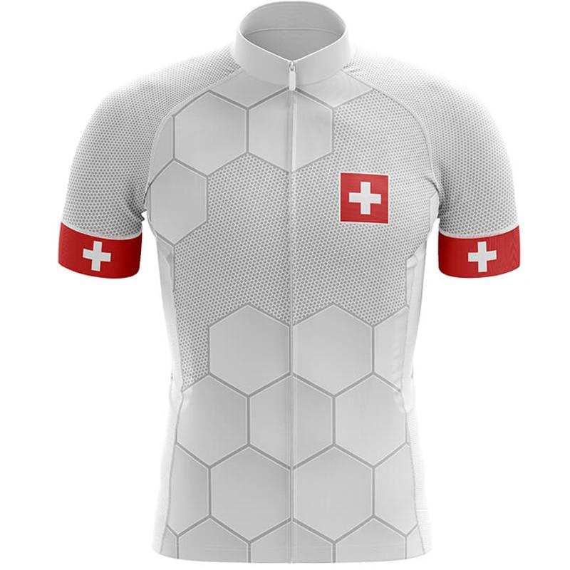 Verano colmena blanca Jerseys de Ciclismo camisas de manga corta hombres Ropa de bicicleta Maillot Ropa de Ciclismo Ropa de bicicleta de carreras