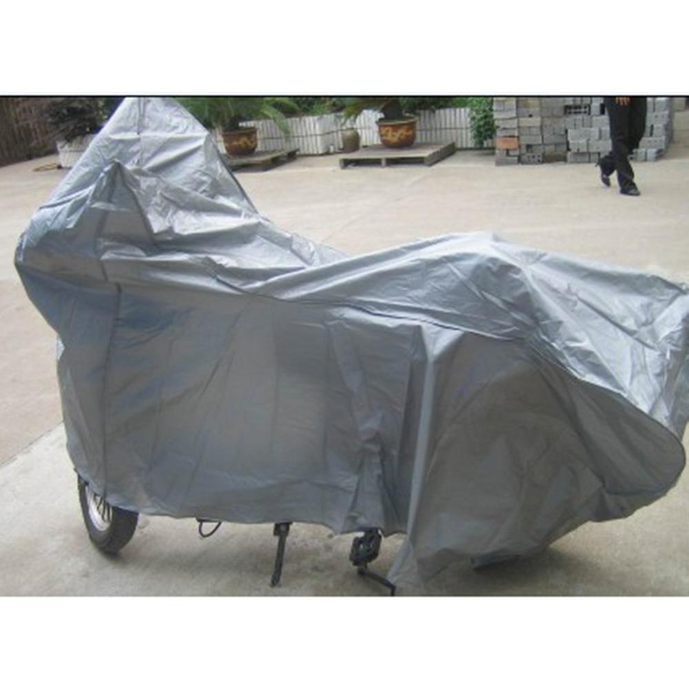 1 set Motorcycle car cover Electric car cover Car cover Rainproof sunscreen bicycle cover PEVA car cover
