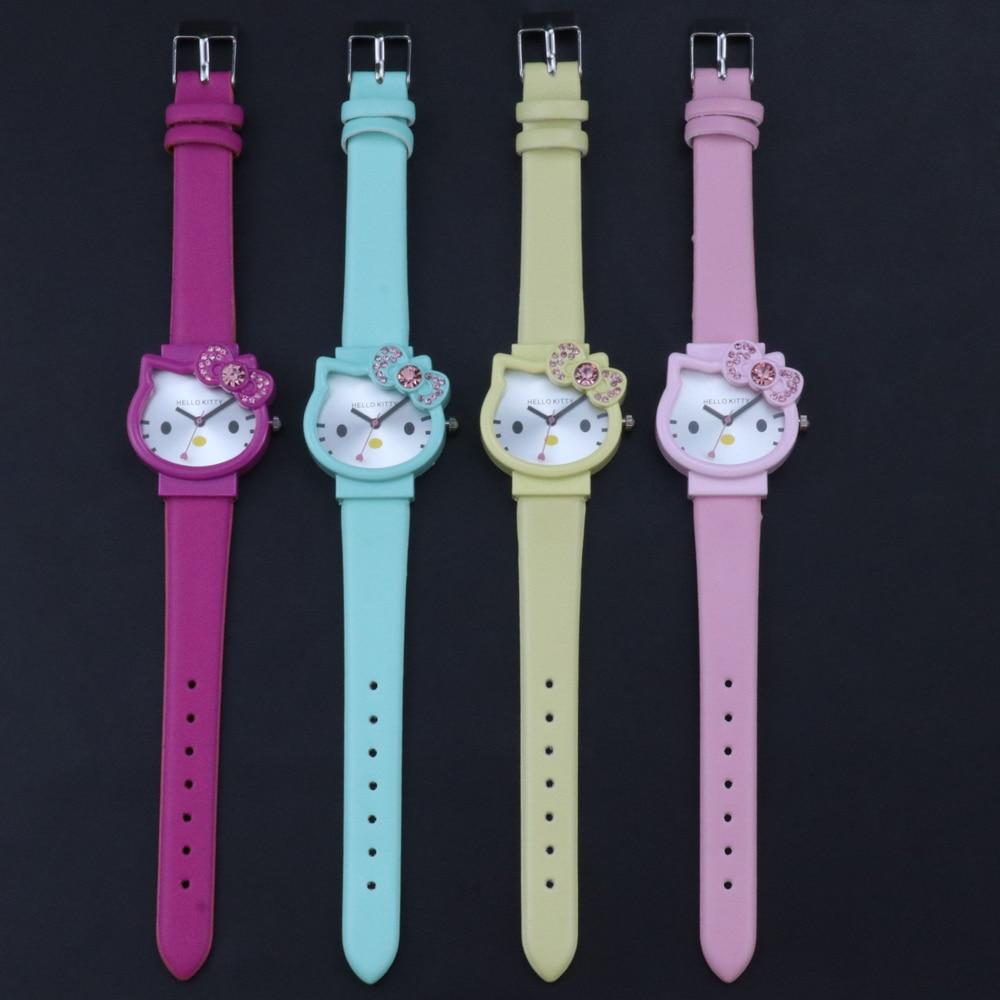 Hot Selling children Kit Watch Tungsten-like Steel Wrist Watch Luxury Titan Style Women Unisex ThinTungsten GIFT Dropshipping