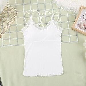 HiLoc White Backless Sleepwear Women Pajamas For Sleep Spaghetti Strap Sexy Woman Nightie Lace Homewear Nightgown Home Suit 2021
