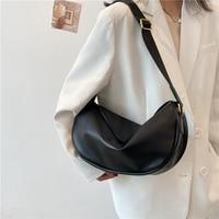 Fashion Leather Handbag For Women Luxury Dumplings Handbags Women Bags Designer Large Capacity Tote Bag Shoulder Bags Sac a Main