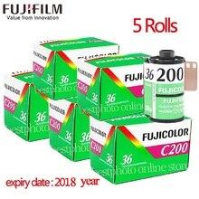 Fujifilm Fujicolor C200 couleur 35mm Film 36 exposition pour appareil photo Format 135 Lomo 135 appareil photo Lomo 2018 ans films expirés