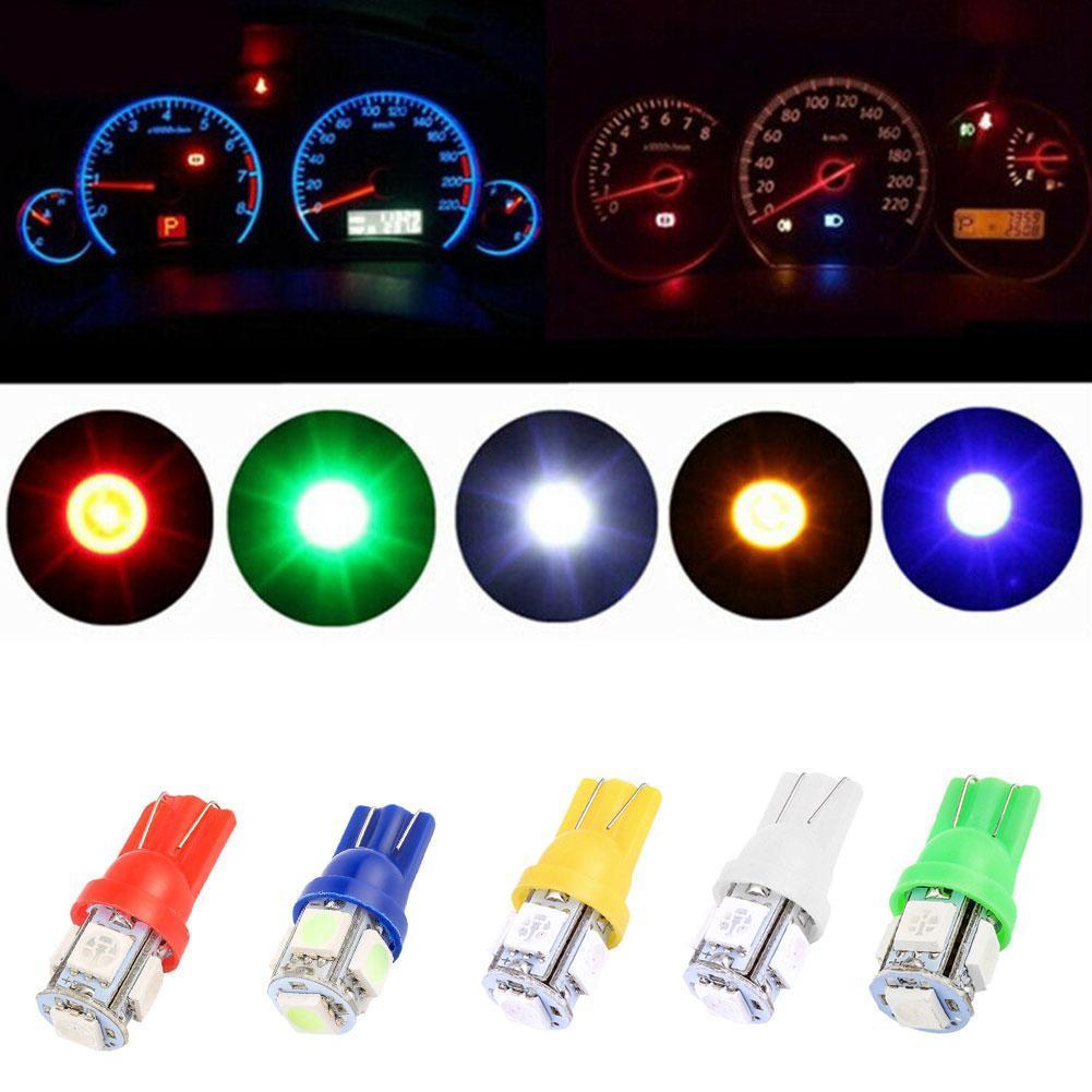 LED Car Instrument Light Panel, Combined Instrument Indicator Light Kit, Light Accessories Parts