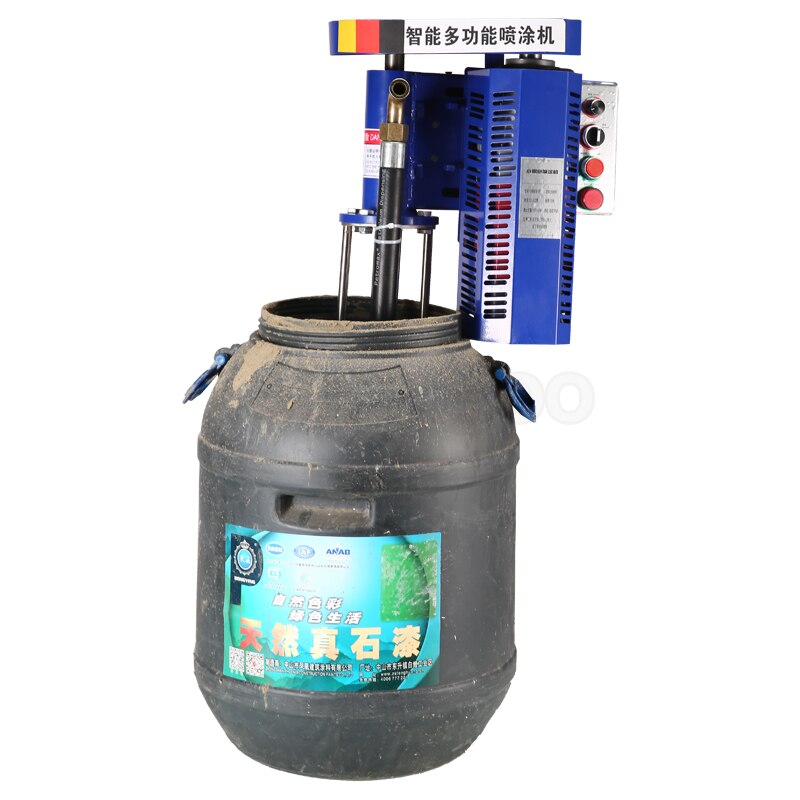 Multifunctional Small Cement Grouting Machine Putty Powder Spraying Polyurethane Waterproof Coating Latex Exterior Wall Stone enlarge