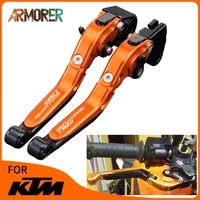 motorcycle%e2%80%82handlebar foldable extendable left right brake master cylinder clutch levers for ktm 1190 adventure 1190adventure