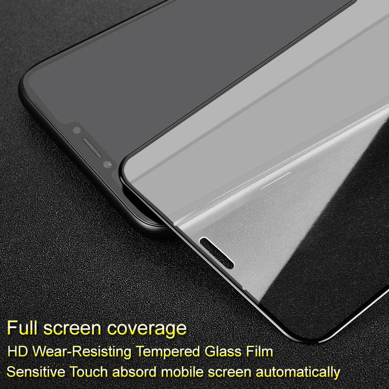 Protector de pantalla Pro + para Asus Zenfone 5 5z ZE620KL / ZS620KL cubierta completa vidrio Protector de vidrio templado completo pegamento absorbente