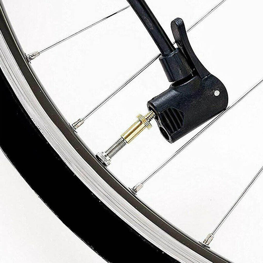 26 Buah Tembaga Sepeda Katup SV AV DV Set Adaptor MTB Sepeda Gunung Ban Pompa Adaptor Kit Pompa Inflator Aksesori