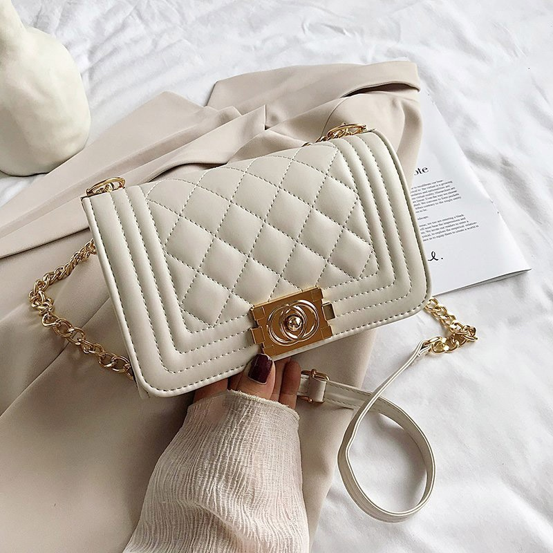 fashion new female pu leather handbag luxury handbags women bags designer tote messenger bags crossbody bag for women sac a main 2021 Fashion Crossbody Bags For Women PU Leather Handbags New Women Bags Designer Brands Women Shoulder Messenger Bag Sac A Main