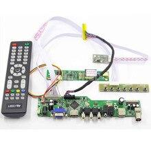 Latumab Neue Kit für LP171WP4 TLN2 TV + HDMI + VGA + USB LCD LED screen Controller Driver Board