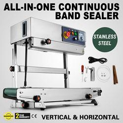 Aferidor contínuo da faixa vertical/horizontal máquina de selagem do saco pe mylar ca local