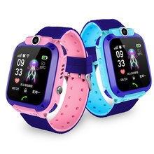 Q12 Kids Watch Smart Phone Watch for Children 1.44 Inch Waterproof Student Smart Watch Dial Call Voi