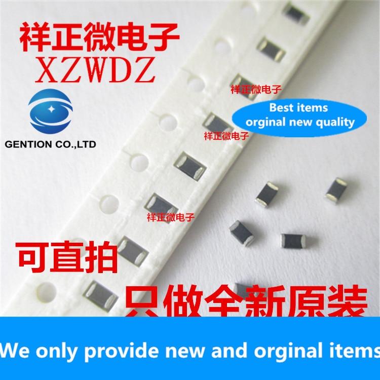100 Uds 100% Original termistor SMD NTC 0805 1K 5%