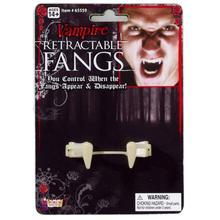 halloween vampire teeth Cosplay halloween Supplies Props Teeth zombie Fangs Vampire  retractable Pointed teeth Party decoration