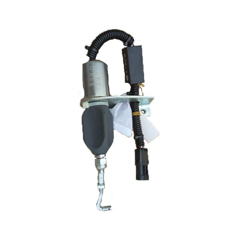 Solenoid valve 5304951 SP129235 for Wheel loader LG958L LG936L