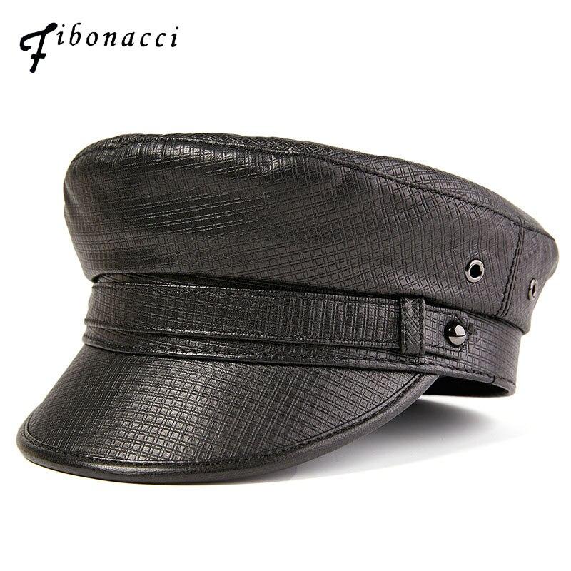 قبعات عسكرية من جلد الغنم ، قبعة ضابط ألماني عالي الجودة ، قبعة شرطة قوطية ، تأثيري ، الهالوين