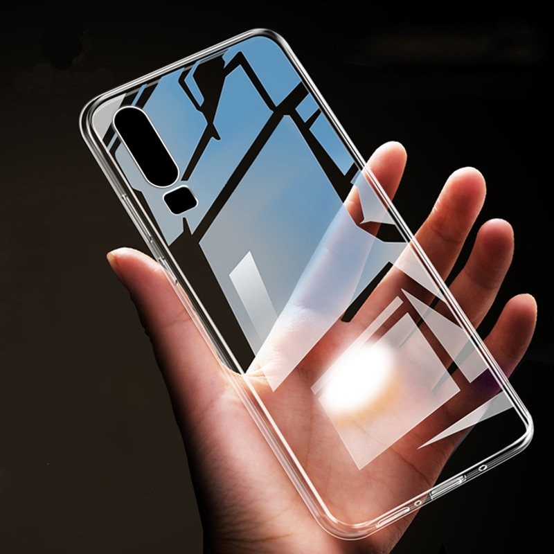 Móvil de moda de silicona suave TPU funda del teléfono para Huawei Nova 2 5 5I 5T 6 7I SE V20 Y3 Y5 Y6 Y7 Y9 II primer 2018 Pro 2019 cubierta
