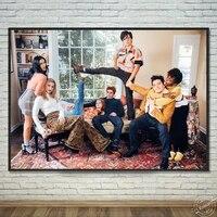 Riverdale     affiches de serie Tv  imprimes dart  toile  peinture murale  decoration de la maison