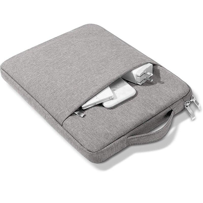 "2020 nowy Laptop torebka Case dla Macbook Air 13 A1466 dotykowy bar/ID A1932 A2179 Air pro retina 11 12 15 16 ""A1706 A2159 A2251A2289"