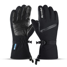 Winter Cold Snow Skiing Gloves Waterproof Windproof Touch Screen Skiing Snowboard Gloves for Men Wom
