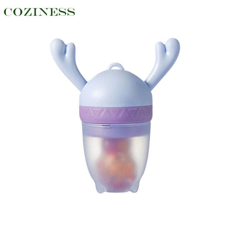 COZINESS детская соска, нажимной пакет для новорожденных, детское питание, силиконовые соски для кормления, тренировочные Игрушки для малышей